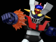 Mazinger SD Cross Silhouette Mazinger Z Model Kit