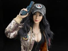 Combat Girl Pisces Nana 1/6 Scale Action Figure