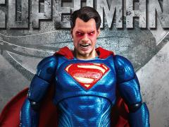 Justice League Dynamic 8ction Heroes DAH-013 Superman PX Previews Exclusive