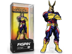 My Hero Academia FigPin All Might