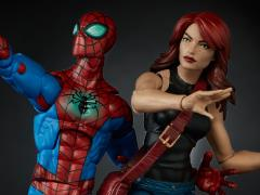 Spider-Man /& MJ Marvel Legends Spider-Man 6 Inch Figure Exclusive 2-Pack