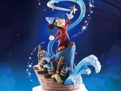 Disney D-Stage DS-018 The Sorcerer's Apprentice PX Previews Exclusive Statue