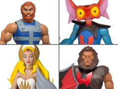 Masters of the Universe Classics Club Grayskull Wave 3 Set of 4 Figures