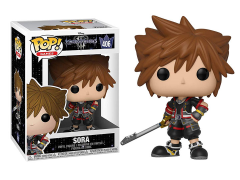 Pop! Games: Kingdom Hearts III - Sora