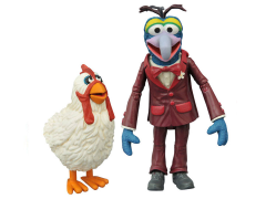 The Muppets Select Gonzo & Camilla (Slim Packaging)