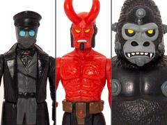 Hellboy ReAction Figure Three-Pack A