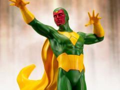 Marvel Universe ArtFX+ Vision Statue