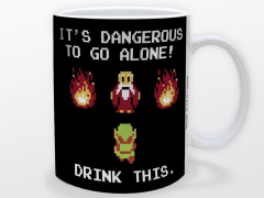 The Legend of Zelda Drink This 11oz. Mug
