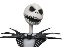 The Nightmare Before Christmas Legendary Film Jack Skellington 1/2 Scale Limited Edition Bust