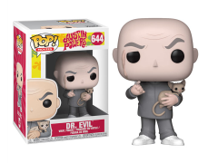 POP Movies: Austin Powers Dr Funko Evil Brand New In Box