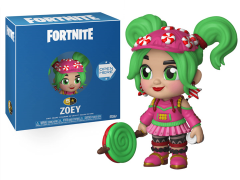 Fortnite 5 Star Zoey