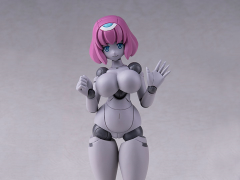 Robot Neoanthropinae Polynian FLL Janna (Gray)