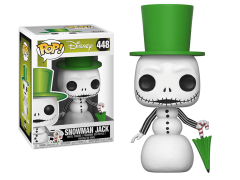 Pop! Disney: The Nightmare Before Christmas - Snowman Jack
