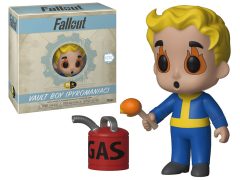 Fallout 5 Star Vault Boy (Pyromaniac)