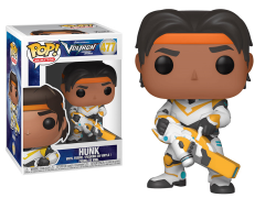 Pop! Animation: Voltron - Hunk