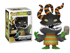 Pop! Disney: The Nightmare Before Christmas - Harlequin Demon