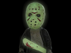 Friday the 13th Jason (Glow in The Dark) NYCC 2018 Exclusive Bobblehead