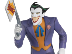Batman: The Animated Series Figurine Collection Mega Special #2 The Joker Limited Edition