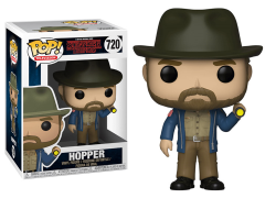 Pop! TV: Stranger Things - Hopper