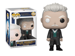 Pop! Movies: Fantastic Beasts: The Crimes of Grindelwald - Gellert Grindelwald