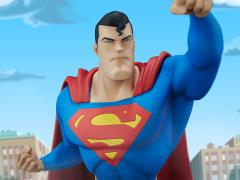 Superman: The Animated Series Superman Statue