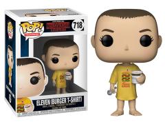Pop! TV: Stranger Things - Eleven (Burger T-Shirt)