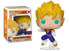 Pop! Animation: Dragon Ball Z - Super Saiyan Vegito Exclusive