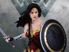 Justice League Dynamic 8ction Heroes DAH-012 Wonder Woman PX Previews Exclusive