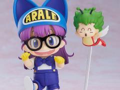 Dr. Slump Nendoroid No.1009 Arale Norimaki (Cat ears Ver.) & Gatchan