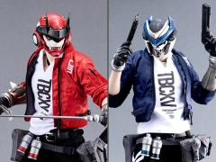 Mecha Will Rise Carbine & DXIII 1/6 Scale Figure Set