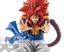Dragon Ball GT Ultimate Fusion Big Bang Kamehameha Super Saiyan 4 Gogeta