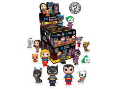 DC Super Heroes & Pets Mystery Minis (Ver. 1) Exclusive Box of 12 Figures