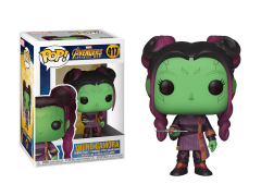 Pop! Marvel: Avengers: Infinity War - Young Gamora