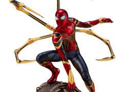 Avengers: Infinity War ArtFX+ Iron Spider Statue