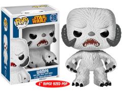 """Pop! Star Wars - 6"""" Super Sized Wampa"""