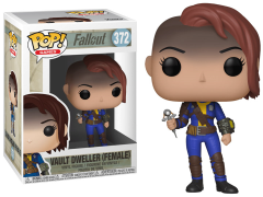 Pop! Games: Fallout - Vault Dweller (Female)