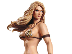 Women of Dynamite Jungle Girl Limited Edition Statue (Artist Proof)