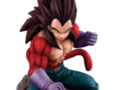 Dragon Ball GT Super Saiyan 4 Vegeta