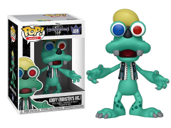 Pop! Games: Kingdom Hearts III - Goofy (Monsters, Inc.)