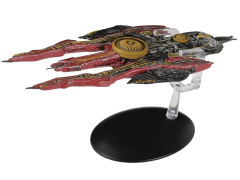 Star Trek: Discovery Collection #8 Klingon Qugh Class Ship