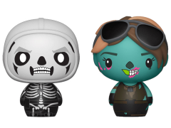 Fortnite Pint Size Heroes Skull Trooper & Ghoul Trooper Two-Pack