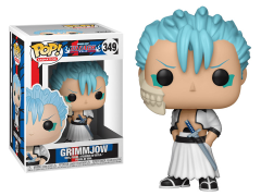 Pop! Animation: Bleach - Grimmjow
