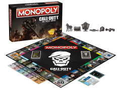 Monopoly: Call Of Duty: Black Ops Edition