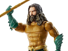 Aquaman Basic Aquaman Figure