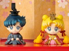 Sailor Moon Petit Chara! Hina Matsuri Usagi & Mamoru Two-Pack