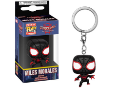 Spider-Man into the Spider-Verse Funko Pocket Pop Keychain Miles Morales