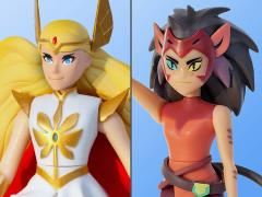 She-Ra and the Princesses of Power Deluxe She-Ra & Catra Two-Pack