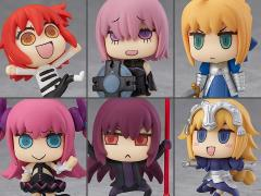 Fate/Grand Order Learning with Manga! Box of 6 Figures