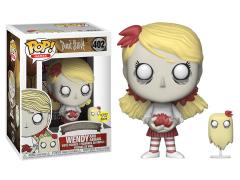 Pop! & Buddy Games: Don't Starve - Wendy & Abigail