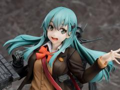 Kantai Collection Wonderful Hobby Selection Suzuya Kai-II 1/8 Scale Figure